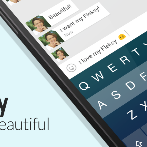 Fleksy Keyboard announces partnership with Sprint App Pass