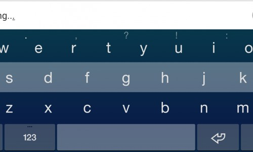 Fleksy Keyboard review