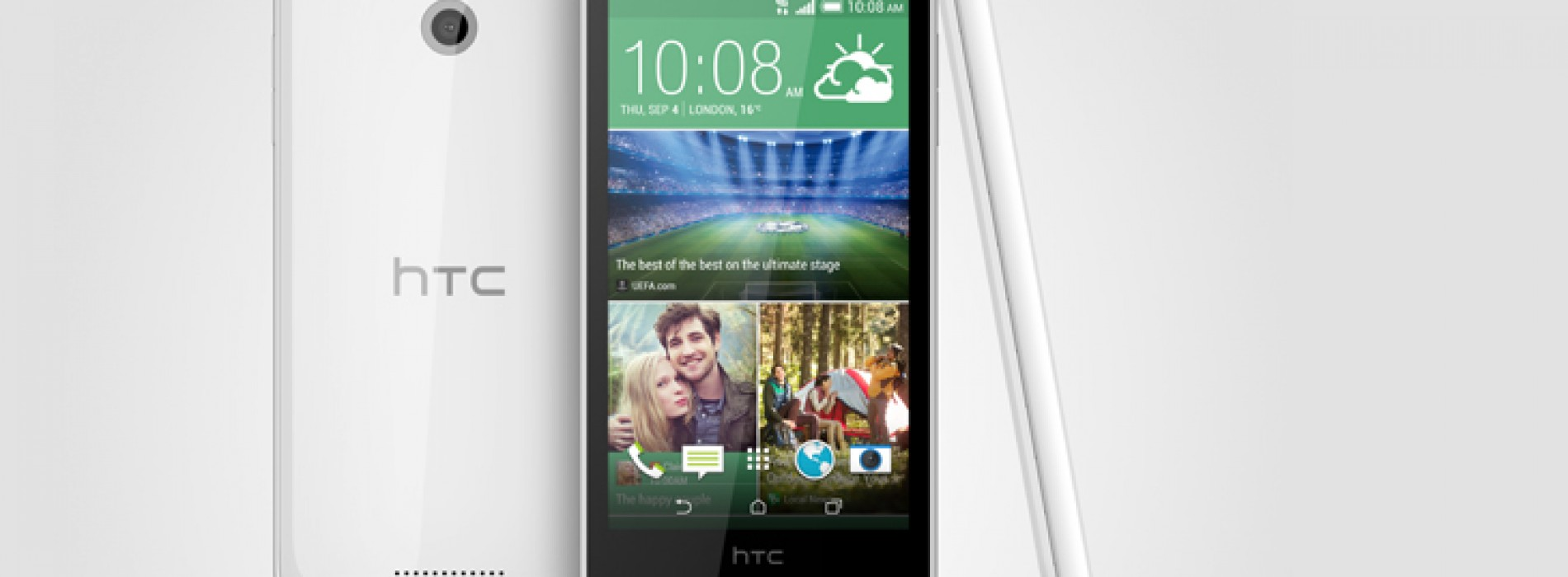 HTC Desire 510 delivers 4G LTE on a budget