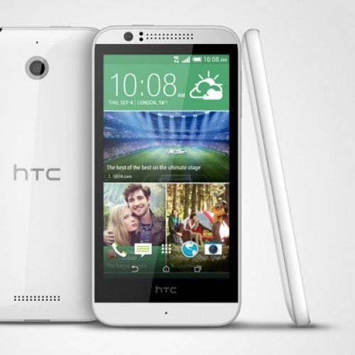 Sprint adds HTC Desire 510; Virgin and Boost to carry handset, too