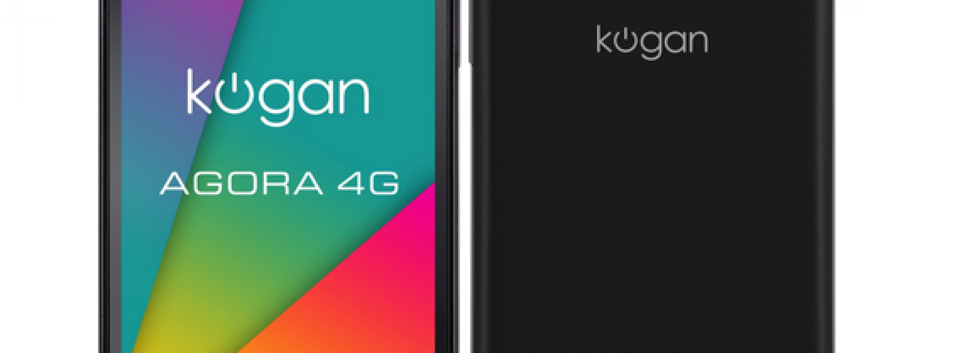 Kogan's £150 4G Agora Android smartphone now available in the UK