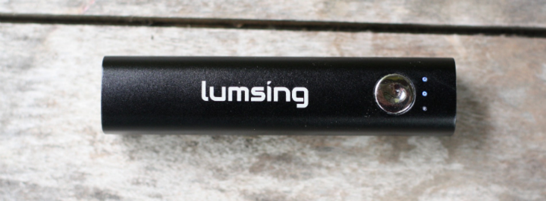 Lumsing Mini 3,000mAh Power Bank review