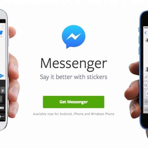 Please stop freaking out about Facebook Messenger, it's nothing new