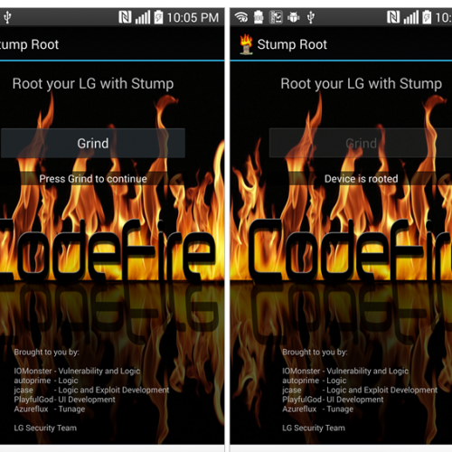 Root your LG G3 with one-click using Stump Root for any US Carrier