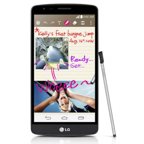 LG G3 Stylus edition to debut at IFA Berlin, but it's no Galaxy Note 4 killer