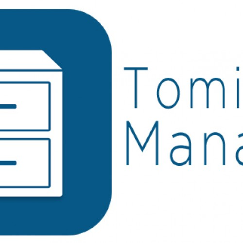 My new default file browser: Tomi File Manager