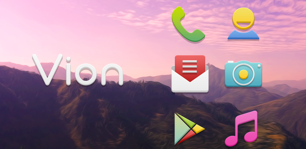 Vion Icon Banner