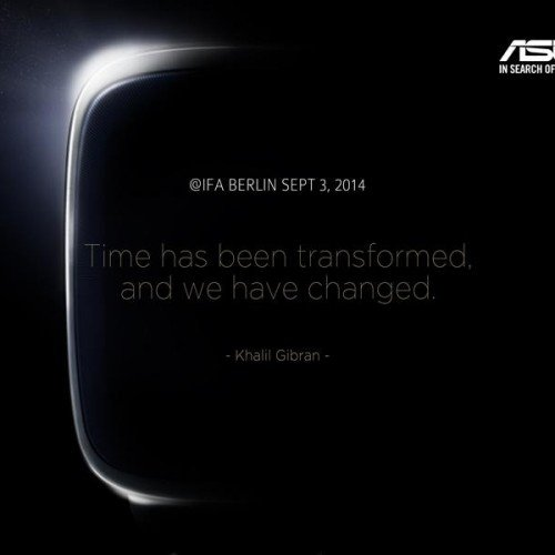 Asus teases smartwatch for IFA