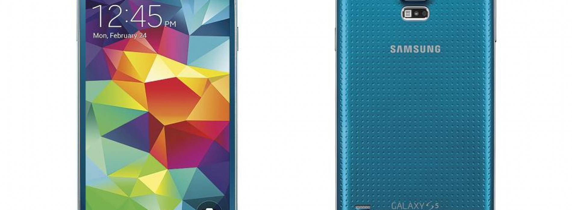 Best Buy nabs Electric Blue Samsung Galaxy S5