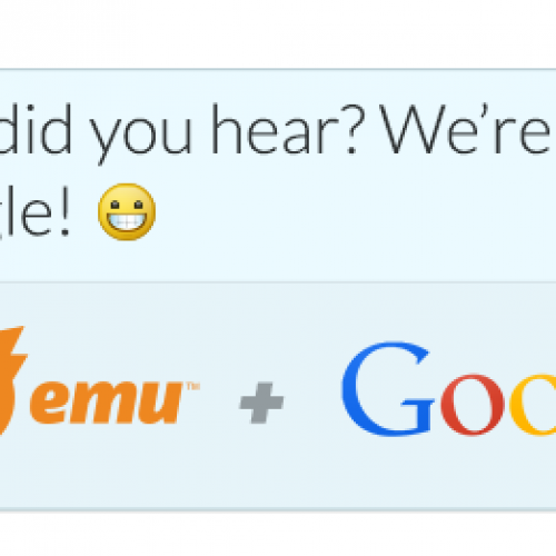 Google Purchases Smart Messaging Service Emu!