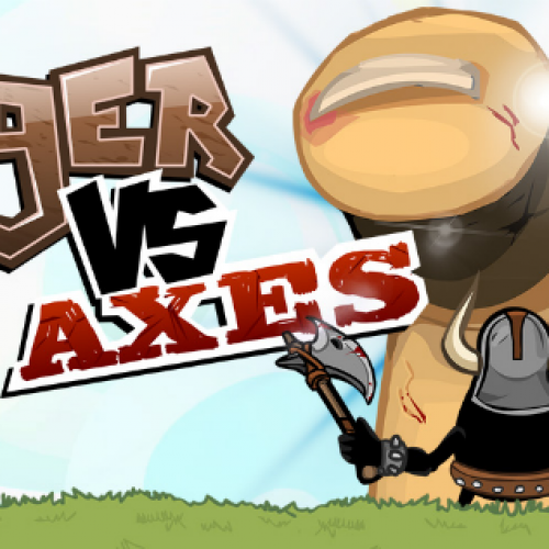 The ultimate battle of.. Fingers VS Axes? [App Review]