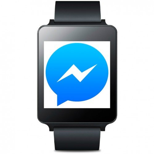 Facebook Messenger adds support for Android Wear