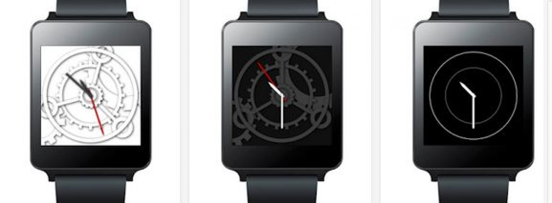 Watch This App: Mechanical Gears Watch Face
