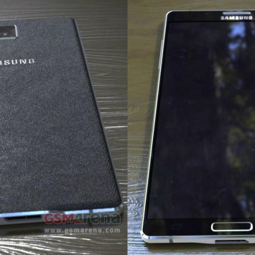 Samsung Galaxy Note 4 leaks in new picture gallery