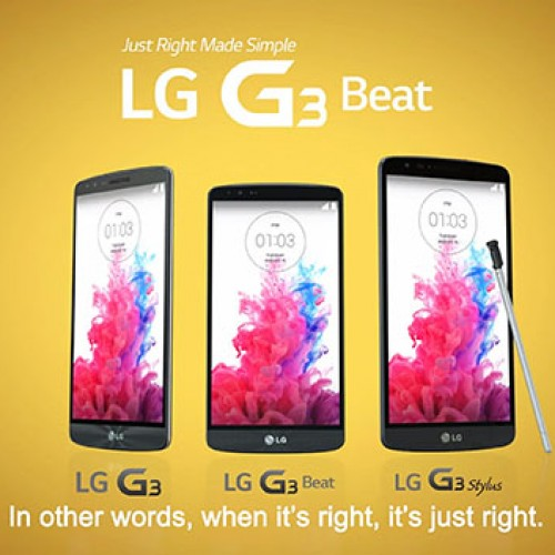 LG G3 Stylus 'officially' leaked in LG G3 Beat video