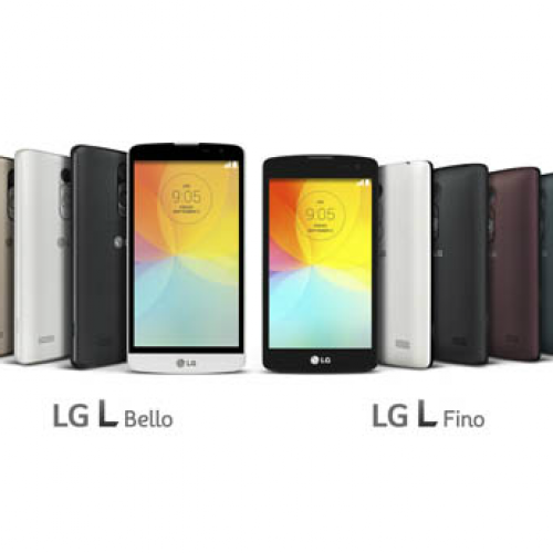 LG debuts pair of 3G smartphones for emerging markets