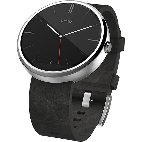Moto 360 smartwatch listed at BestBuy