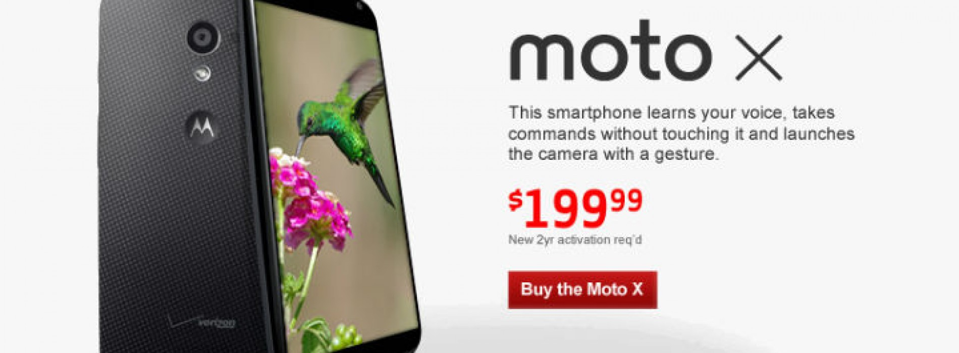 Moto X+1 to hit Verizon on September 25