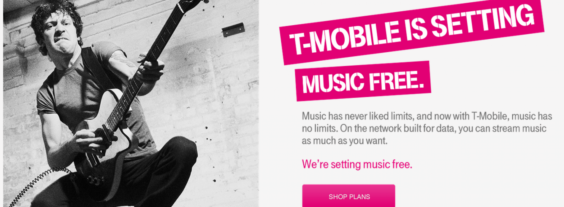 T-Mobile adds six more streaming music providers to Music Freedom initiative