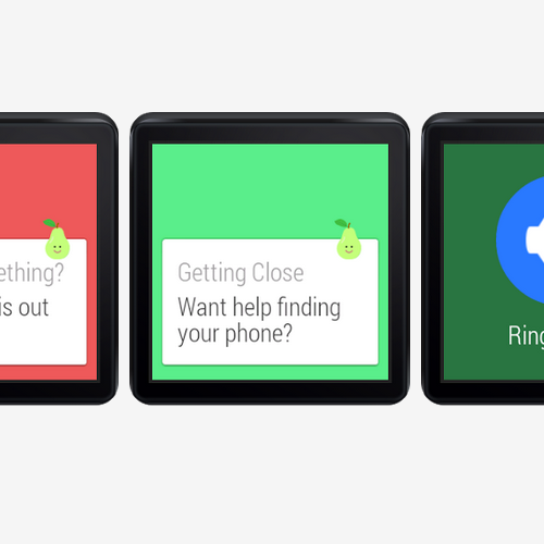 Pear alerts you that you're about to leave your phone behind ['Watch' This App]