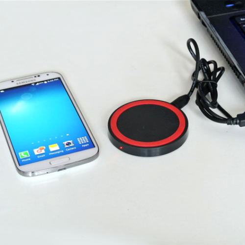 WiQiQi Galaxy S5 Charger: Cut the cord with this wireless charger 46% OFF [Deal of the Day]