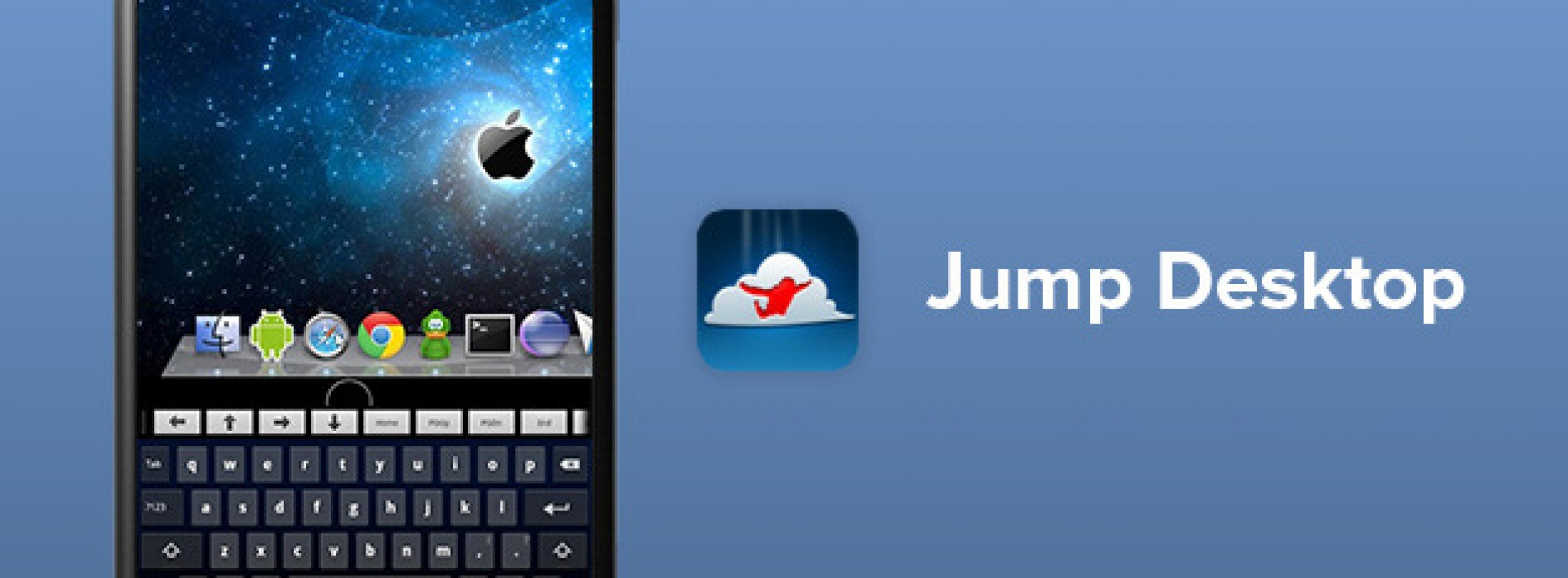 Jump Desktop: Use your Android device to control your PC $2.49 [Deal of the Day]