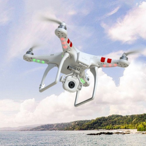 DJI Phantom FC40: Top-rated drone 23% off + promo code [Deal of the Day]