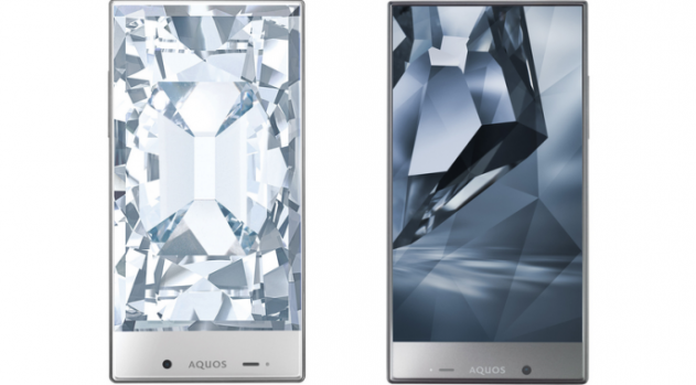 Aquos Crystal and Crystal X