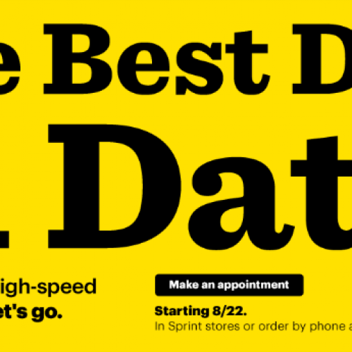 Sprint fires back with $60 Unlimited Data plan