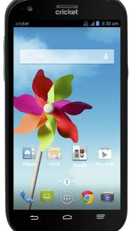 Cricket Wireless ZTE Grand X