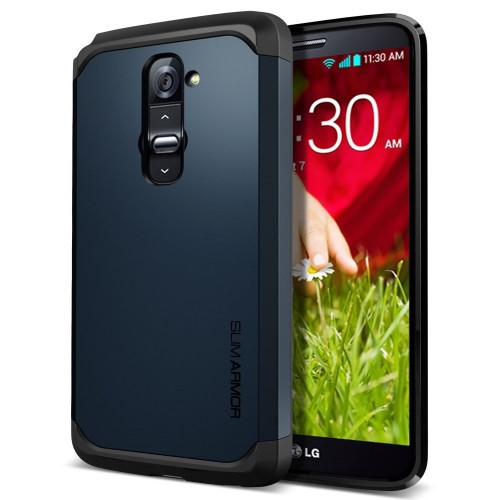 Accessory of the Day: Spigen Slim Armor Case for LG G2 $19.99