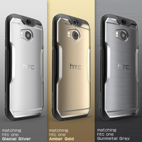 Accessory of the Day: HTC One M8 hybrid case $17.98