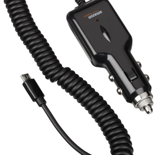 Accessory of the Day: AmazonBasics MicroUSB car charger $8.99