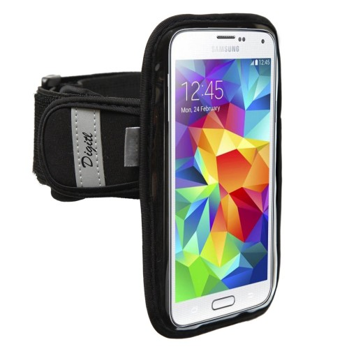 Accessory of the Day: Exercise armband/wallet for Galaxy S4 and S5 $9.95