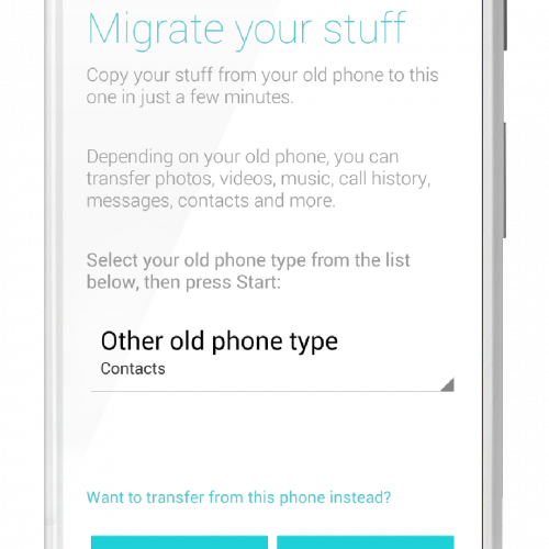 Motorola Migrate just got more powerful
