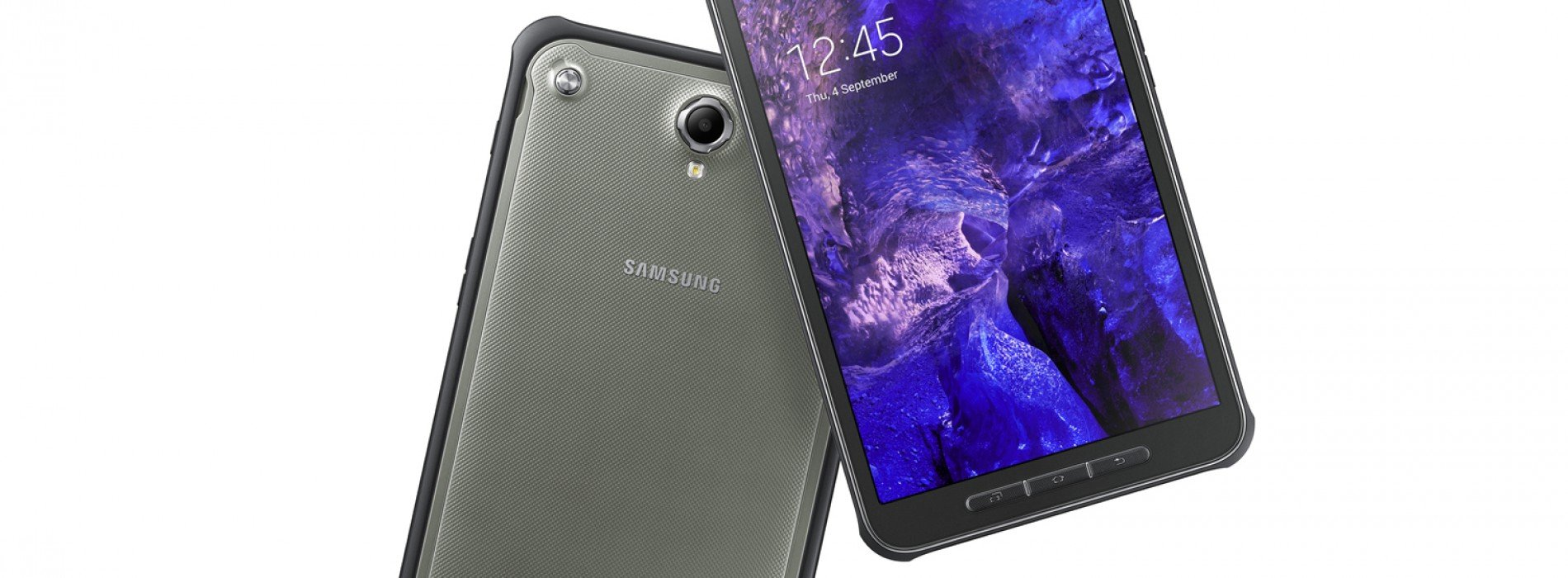 Samsung announces new ruggedized tablet, the Galaxy Tab Active