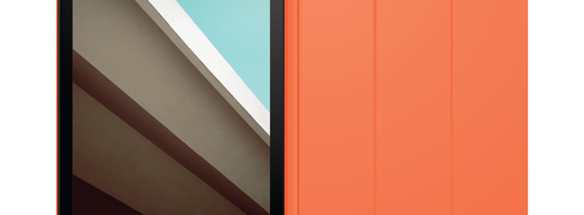 Nexus 9 (HTC Volantis/Flounder) Keyboard and Smart Cover leak