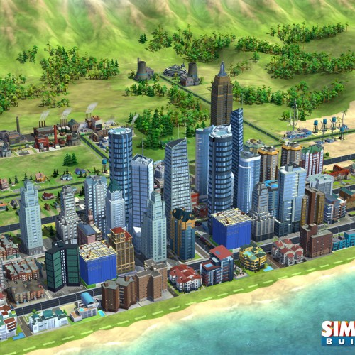 SimCity BuildIt announced for Android