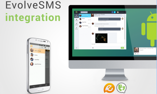 Send SMS with your Android smartphone from any device with EndlessJabber (Review)