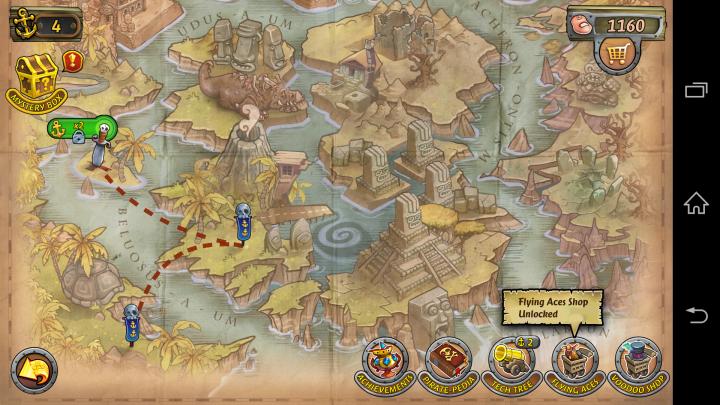 Pirate Legends app review