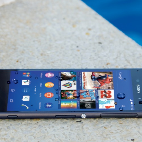 Download the Sony Xperia Z3 wallpapers