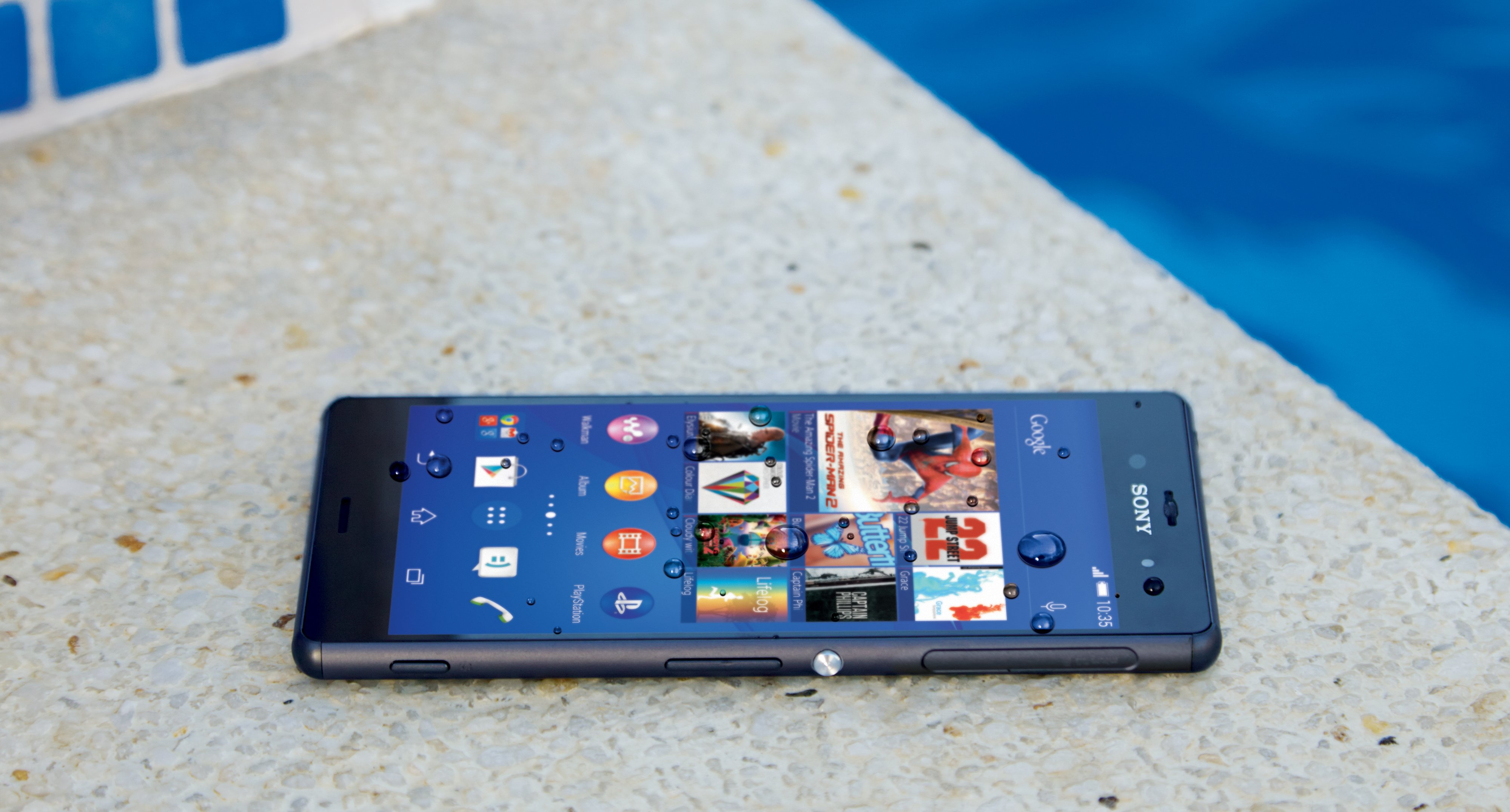 Hd wallpaper xperia z3 - Download The Sony Xperia Z3 Wallpapers