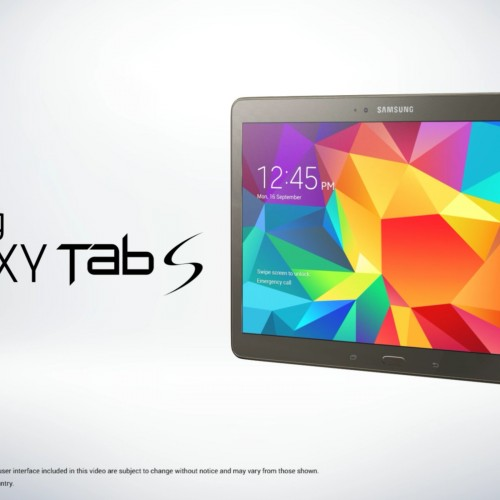 AT&T brings Samsung's Galaxy Tab S to its tablet lineup