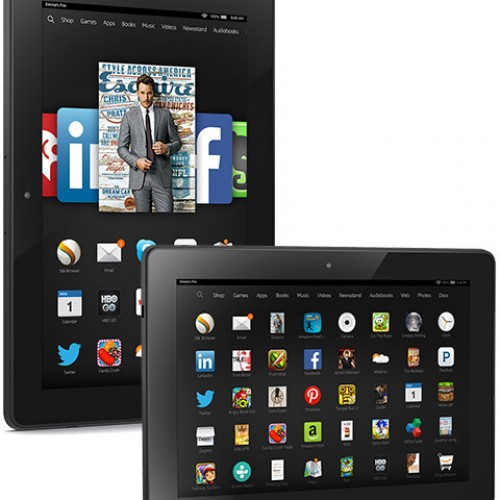 "What's new with Amazon's Fire OS 4.0 ""Sangria""?"