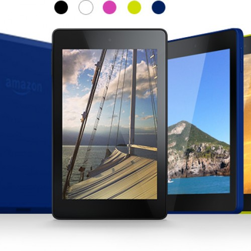 Amazon refreshes Kindle Fire line with four new tablets