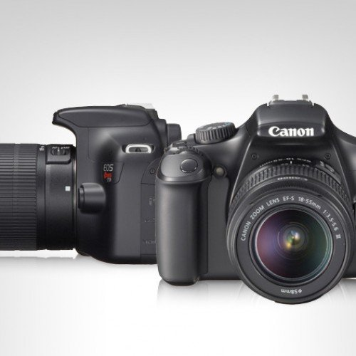 The Rebel Photographer Giveaway: Win a free Canon DSLR [Deal of the Day]