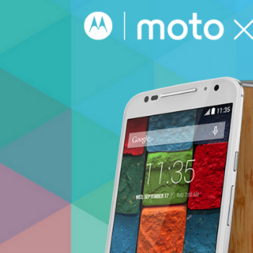 Download the Moto X (2014) wallpapers