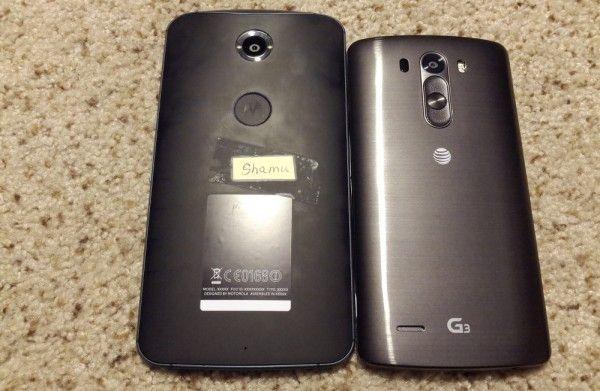 Moto Shamu Nexus 6 X