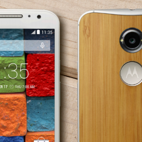 Moto X 2014 leaks with Android 5.0 Lollipop