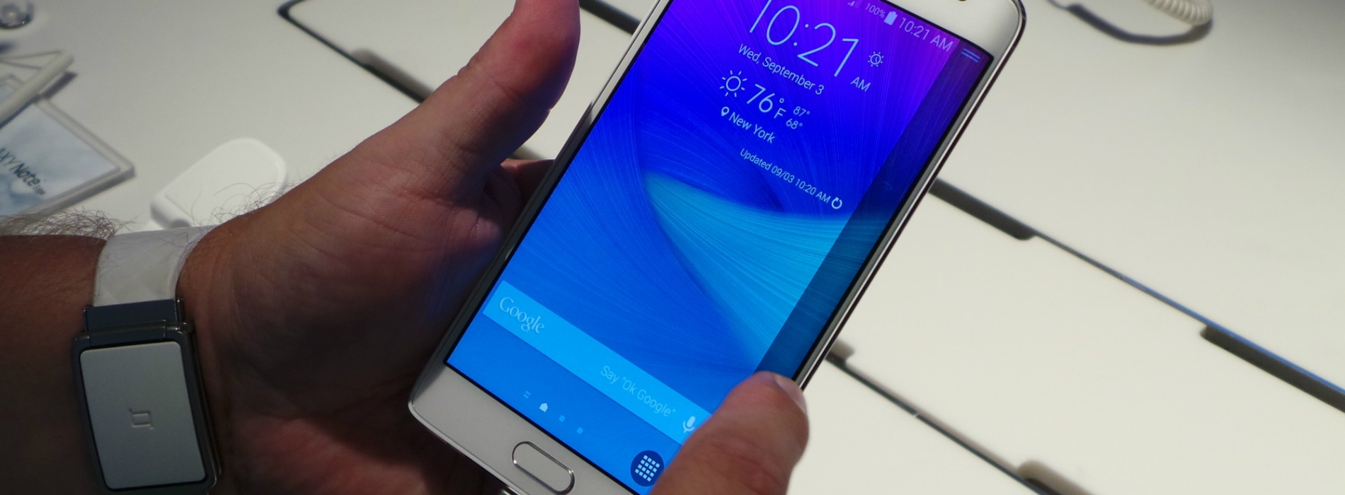 Sprint to carry Galaxy Note 4, Galaxy Note Edge, Gear VR